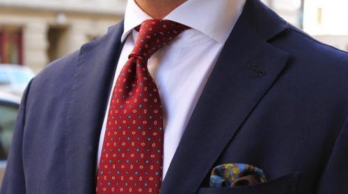 Длина галстука по этикету. Какой должна быть длина галстука по этикету?