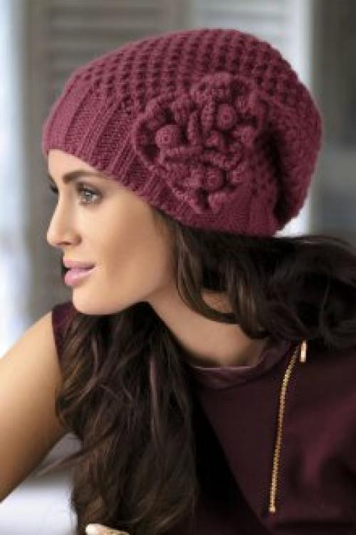 Шапки объемные. Объемные шапки – тренд, завоевавший сердца миллионов модниц