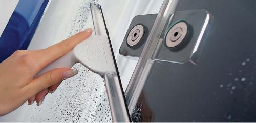 Как отмыть душевую кабину пароочистителем. Чем отмыть душевую кабину в домашних условиях