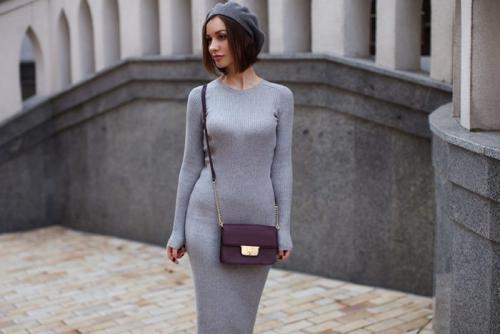 Платье лапша с люрексом. Что такое платье-лапша?