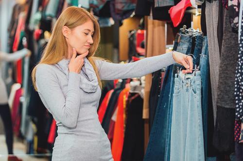 Длина брюк женских. Как определить размер женских брюк