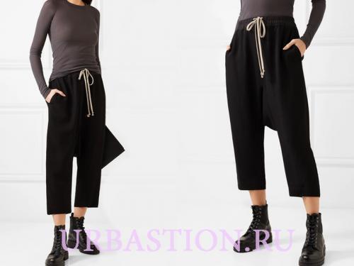 Джинсы .  Популярные варианты фасонов брюк