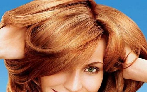 Как смыть красную краску с волос. Как смыть рыжую или красную краску с волос?