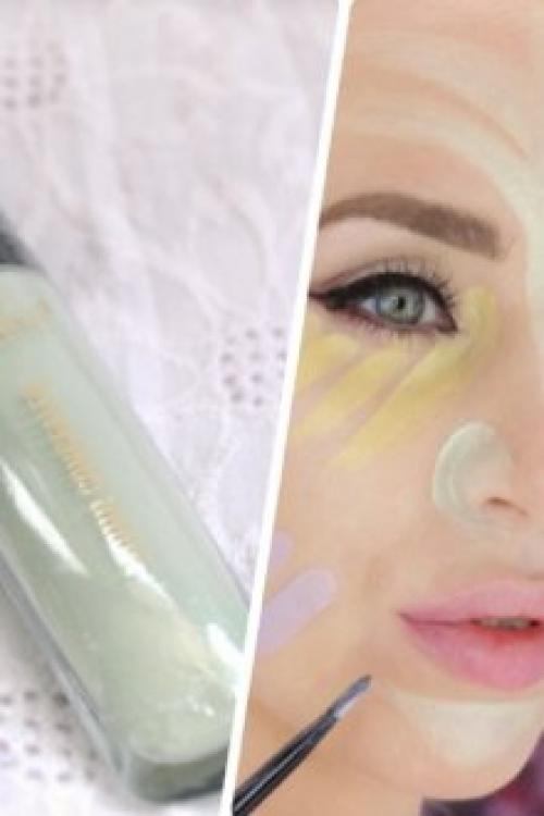 Корректор зеленый. Зеленый консилер для лица – идеальное средство маскировки недостатков кожи