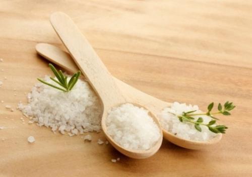 5 соль. Три способа, как отмерить 5 гр. соли на глаз
