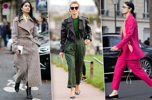Что сейчас из одежды в тренде. Мода 2019 года: одежда