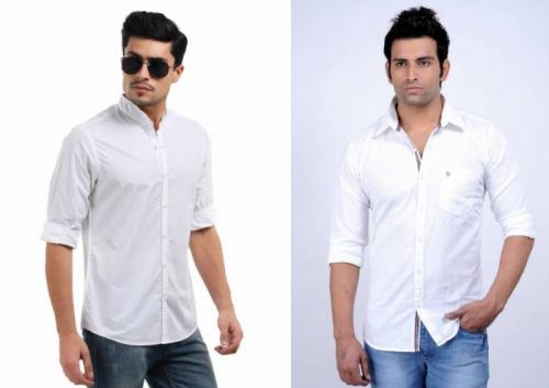 Образы с джинсами и белой рубашкой. Как выбрать рубашку белого цвета под джинсы?