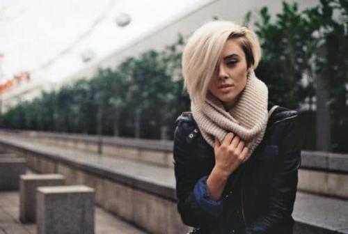 Модные стрижки для блондинок. Какие стрижки лучше подбирать блондинкам