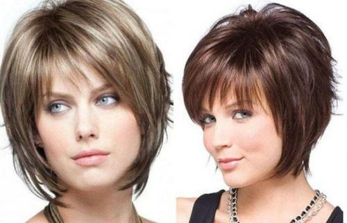 Стрижка каскад на средние волосы. Выбираем стрижку с каскадом: ТОП 10 модных вариантов стрижки каскад