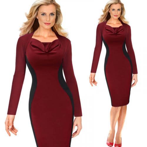 Бордовый цвет сочетание. С какими цветами сочетать бордовый цвет в одежде?