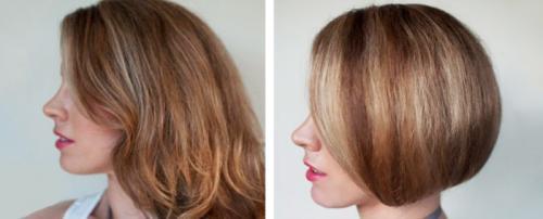 Из длинных волос каре без стрижки. Как сделать каре из длинных волос