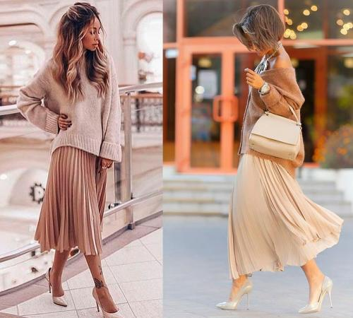 Что из одежды модно в 2019 году для девушек. Весеннее настроение
