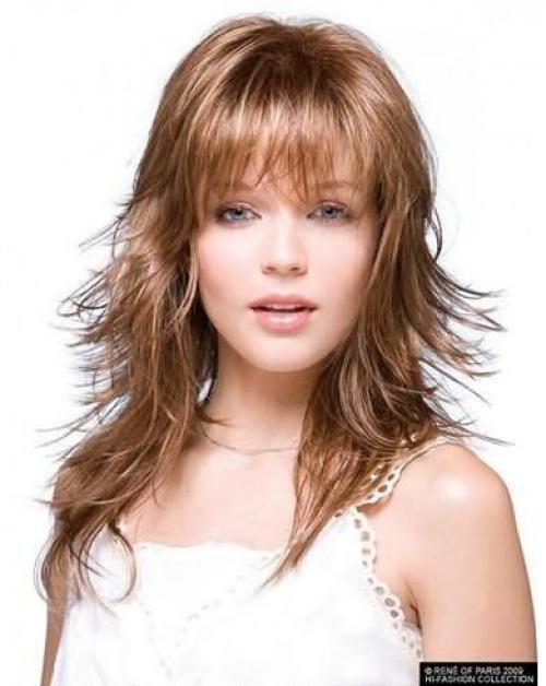 Стрижка двойное каскад. Прическа каскад на длинные волосы: новинка в парикмахерском искусстве!