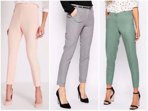 Что в этом году в моде. Модные тренды и новинки в одежде для женщин