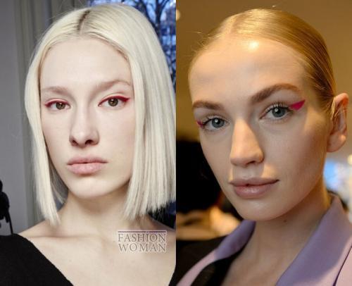Must have осень-зима 2019 2019. Модный макияж осень-зима 2019-2020: основные тренды