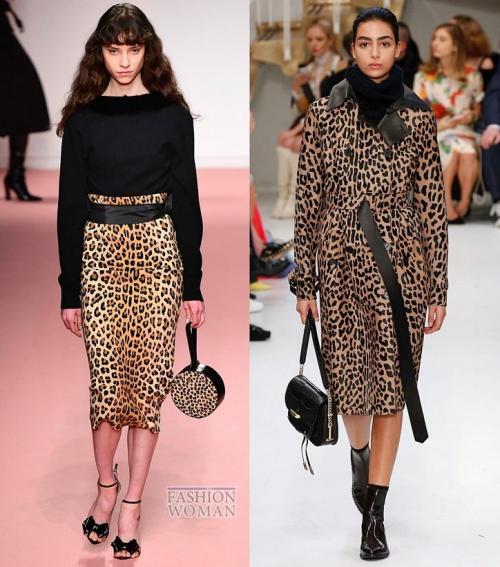 Что будет в моде в 2019. Мода осень-зима 2019-2020: основные тенденции