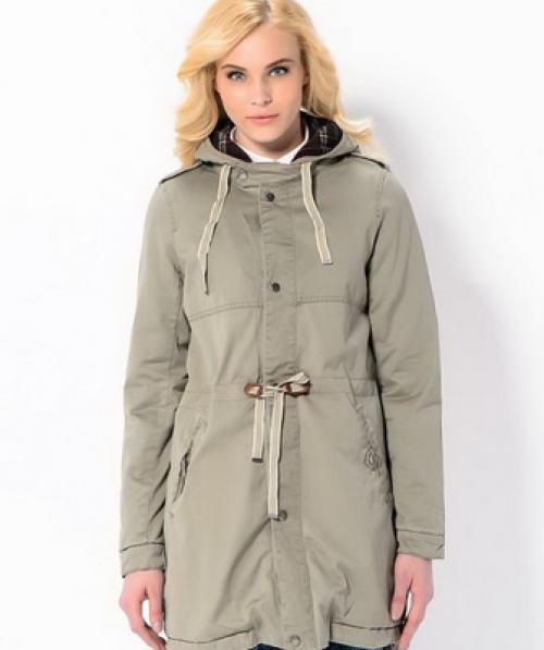 Парка в 2019 году будет в тренде. Куртки-парки: фото осенних и зимних женских моделей