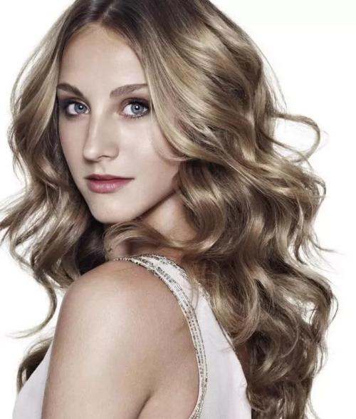 Из русого в блонд до и после. Как подобрать цвет волос после осветления
