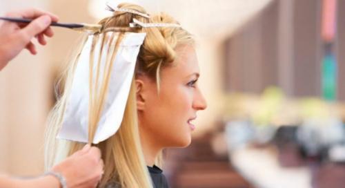 Техника окрашивания в блонд в домашних условиях. Нюансы окрашивания в домашних условиях