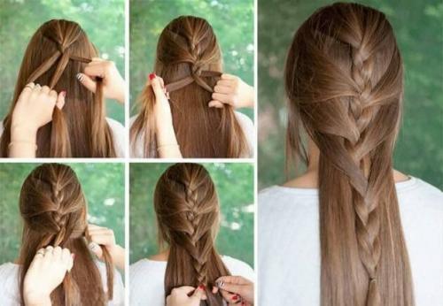 Прически своими руками на длинные тонкие волосы. Советы стилистов по прическам на длинные волосы