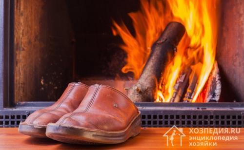 Как ухаживать за кожаной коричневой обувью. Как почистить кожаную обувь