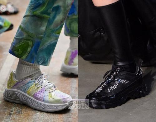 Модные тенденции обуви осень-зима 2019 2019. Модная обувь осень-зима 2019-2020