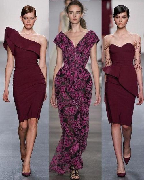 Чем цвет марсала отличается от бордового. Модные цвета: марсала, бургунди и бордовый цвет с чем сочетаются
