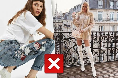 Модны ли сейчас. Топ-10 «нельзя» зимы-2020: какие модные правила не стоит нарушать