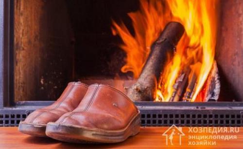 Как ухаживать за обувью из кожи. Как почистить кожаную обувь