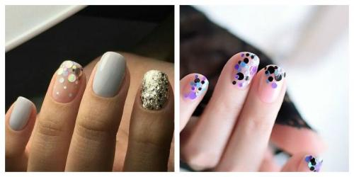 Дизайн с камифубиками на ногтях. Как делать маникюр с камифубуки?