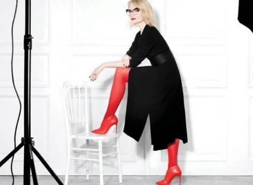 Ботфорты с чем носить эвелина Хромченко. Эвелина Хромченко объяснила, как носить модные в этом сезоне ботфорты