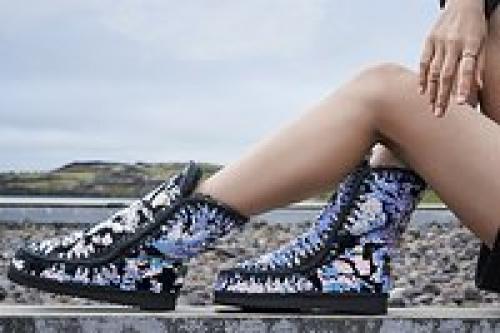 С чем носить ботфорты зимой 2019. Обувные тренды: модные зимние ботинки-2019/20
