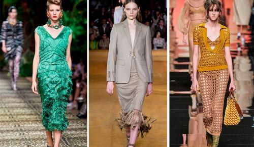 Модный тренд. САМЫЙ БОЛЬШОЙ ОБЗОР МОДНЫХ ТРЕНДОВ СЕЗОНА ВЕСНА-ЛЕТО 2020