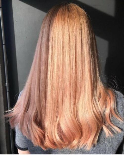 Из русого в блонд. Блонд — уже не так красиво: вот новый тренд в окрашивании волос на 2019