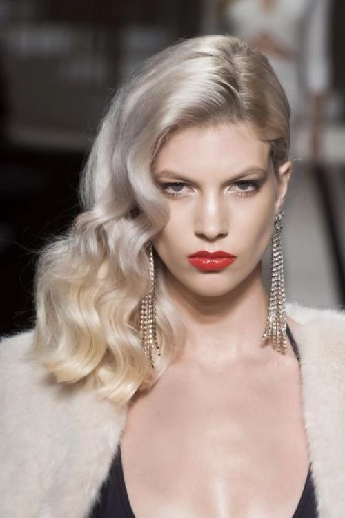Платиновый блонд макияж. Какой макияж делать платиновым блондинкам?