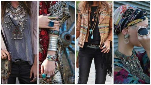 Стиль в одежде бохо шик. Отличия стиля бохо от других модных направлений