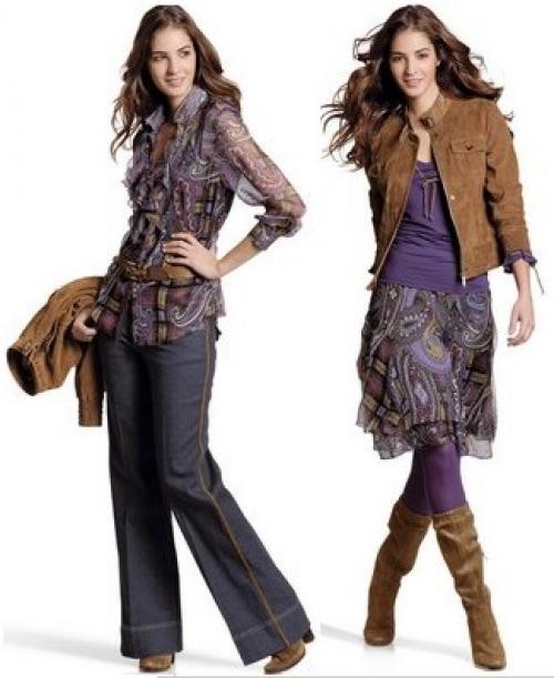 Городской стиль в одежде. Немного истории