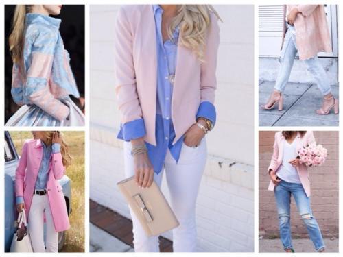Цвета одежды для кареглазых блондинок. 5 лучших сочетаний цвета в одежде для блондинок