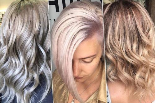 Стиль для блондинок. Стилисты назвали 5 самых модных окрашиваний для блондинок - выбирай!