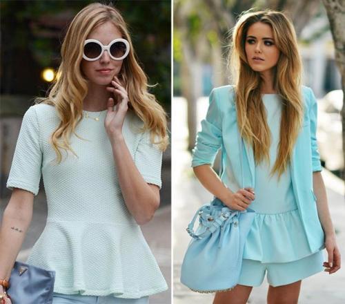 Какие цвета идут блондинкам. Брюнеткам вход запрещен: какие цвета в одежде идут всем блондинкам без исключения 16