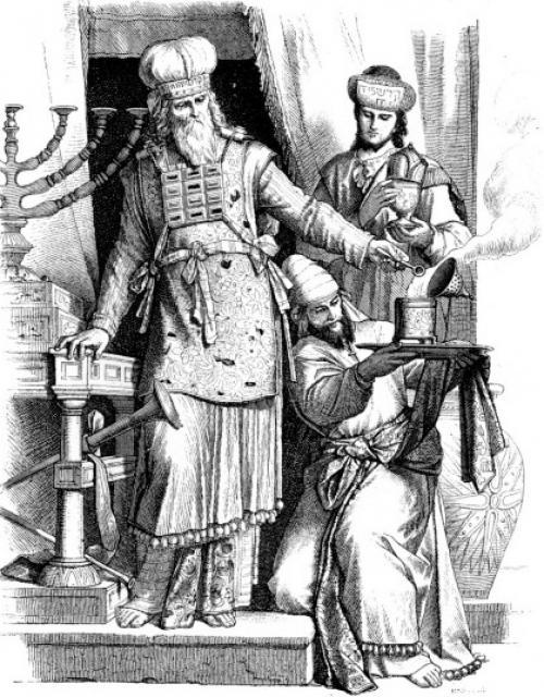 Еврейская национальная одежда. Еврейский костюм в древности