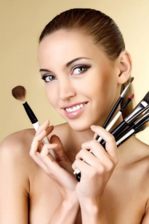 Профессиональный макияж пошагово. Уроки макияжа для начинающих