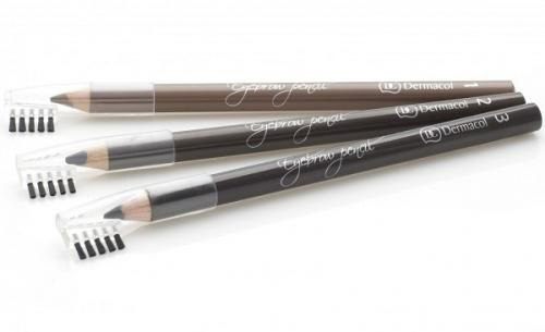 Серый карандаш для бровей. Почему тон имеет значение