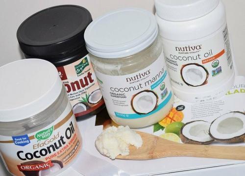 Кокосовое масло для волос, как применять. Виды кокосового масла