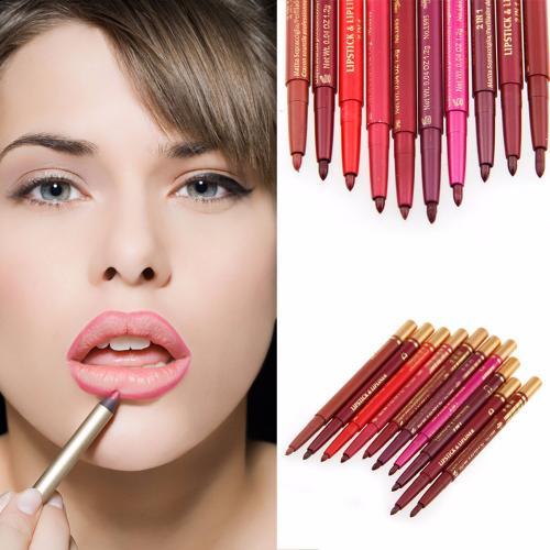 Как красить губы в уголках. Как красить губы карандашом: создаем идеальный контур