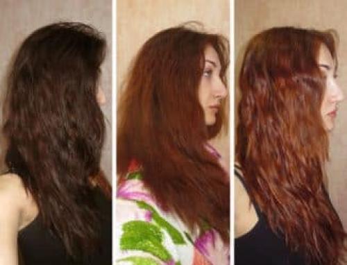 Как смыть краску с волос. Как смыть черную краску