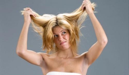 Как сделать, чтобы волосы. Густые и пышные: уход за волосами в домашних условиях