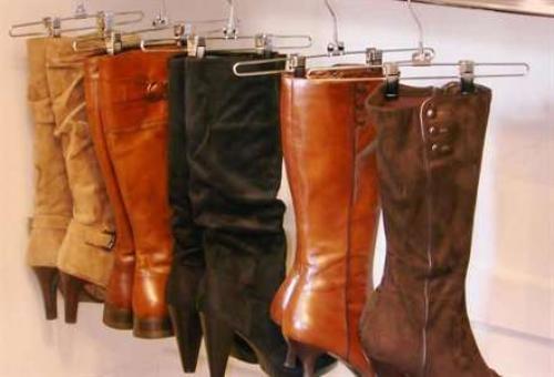 С чем носить сапоги. Сапоги на каблуках, какие выбрать, чтоб не ошибиться